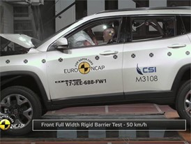 Jeep Compass- Crash Tests 2017