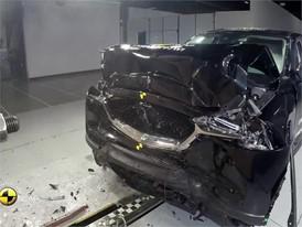 Mazda CX-5- Crash Tests 2017