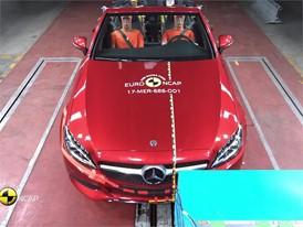 Mercedes-Benz C-Class Cabriolet- Crash Tests 2017