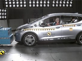 Opel/Vauxhall Ampera-e- Crash Tests 2017