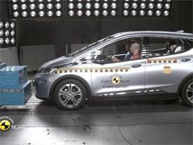 Opel/Vauxhall Ampera-e- Crash Tests 2017