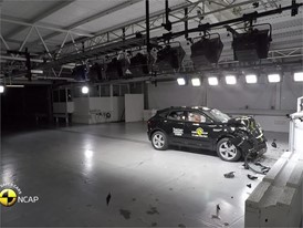 Jaguar E-Pace - Crash Tests 2017
