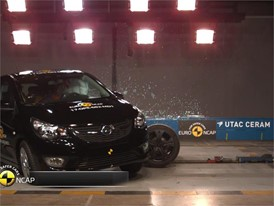 Opel Karl - Crash Tests 2017