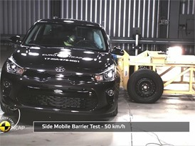 Kia Rio - Crash Tests 2017