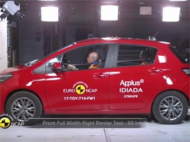 Toyota Yaris - Crash Tests 2017