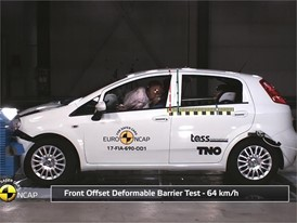 Fiat Punto - Crash Tests 2017