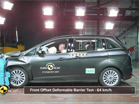 Ford Grand C-MAX - Crash Tests 2017