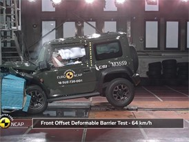 Suzuki Jimny - Crash Tests 2018
