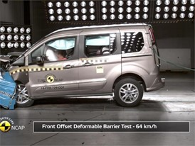 Ford Tourneo Connect - Crash Tests 2018