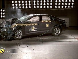 Audi A6 - Crash Tests 2018
