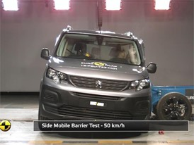 Peugeot Rifter - Crash Tests 2018