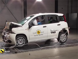 Fiat Panda - Crash Tests 2018
