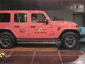 Jeep Wrangler - Crash Tests 2018