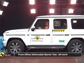 Mercedes-Benz G-Class - Crash Tests - 2019
