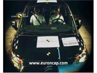 Citroen C3 Picasso -  Euro NCAP Results 2009