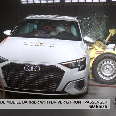 Audi A3 - Crash & Safety Tests - 2020
