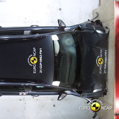Cupra Formentor - Crash & Safety Tests - 2021