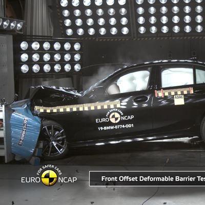 BMW 4 Series Coupé - Crash & Safety Tests - 2019