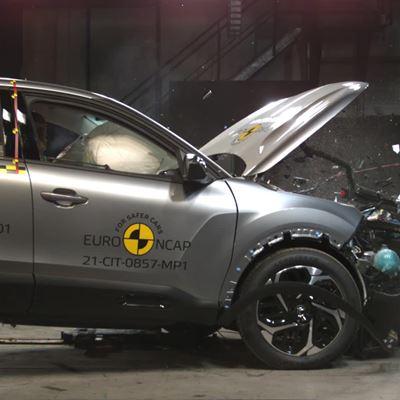 Citroën C4 - Crash & Safety Tests - 2021