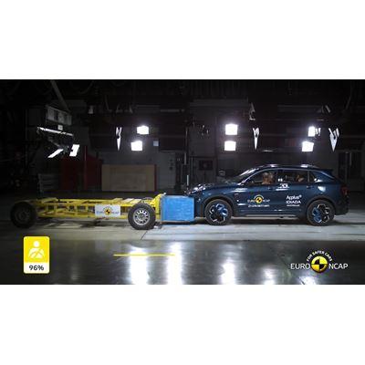 Lynk & Co 01 - Crash & Safety Tests - 2021