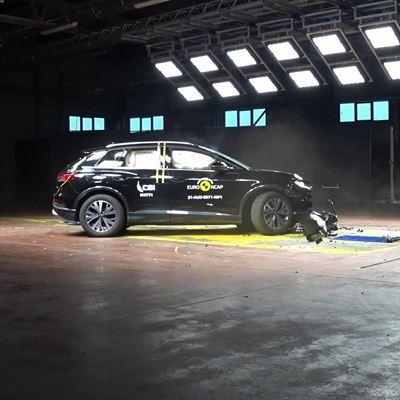 Audi Q4 e-tron - Crash & Safety Tests - 2021