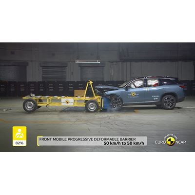 NIO ES8 - Crash & Safety Tests - 2021