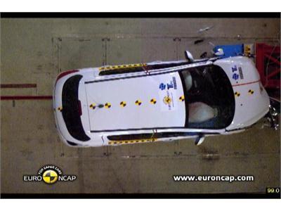 Peugeot 308 -  Euro NCAP Results 2009
