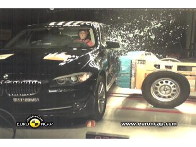 BMW 5-Series -  Euro NCAP Results 2010