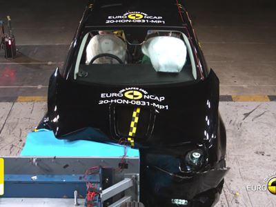 Honda e - Crash & Safety Tests - 2020