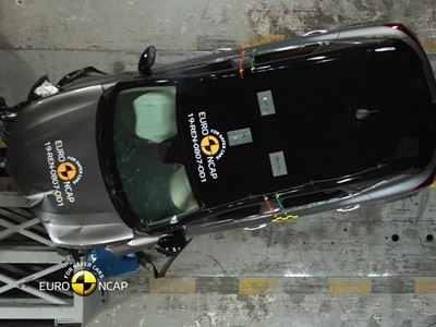 Renault Arkana - Crash & Safety Tests - 2019