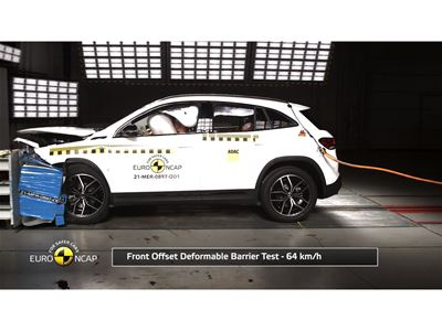 Mercedes-EQ EQA - Crash & Safety Tests - 2019