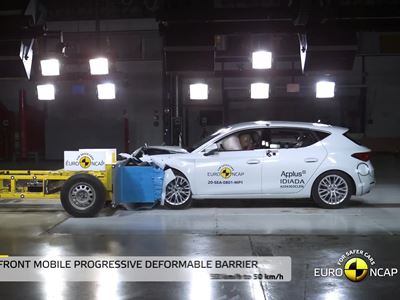 Cupra Leon - Crash & Safety Tests - 2020