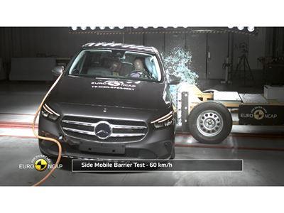 Mercedes-Benz GLA - Crash & Safety Tests - 2019