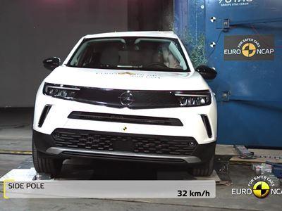 Opel/Vauxhall Mokka - Crash & Safety Tests - 2021