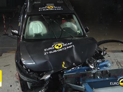 Subaru Outback - Crash & Safety Tests - 2021