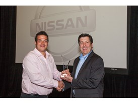 Nissan Motor Acceptance Corporation crowns top dealer in America