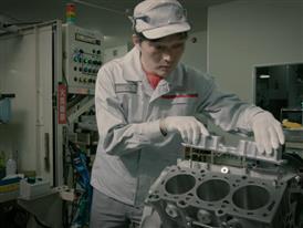 B-Roll: Nissan Takumi