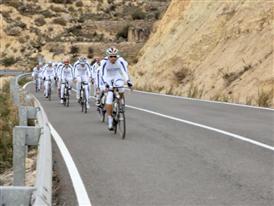 Team Novo Nordisk: On the road