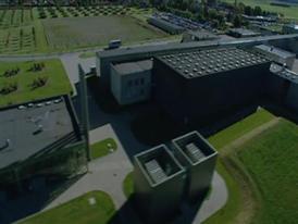 Novo Nordisk production plant, Hillerød, Denmark