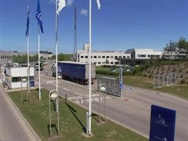 Novo Nordisk production plant, Kalundborg, Denmark