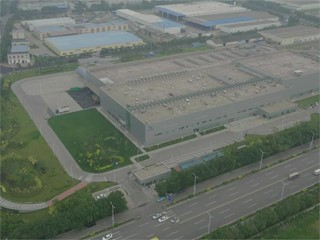 Novo Nordisk site in Tianjin, China