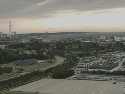 Novo Nordisk site Kalundborg in Denmark