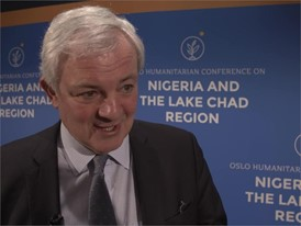 Interview UN OCHA Under secretary Stephen O'Brien