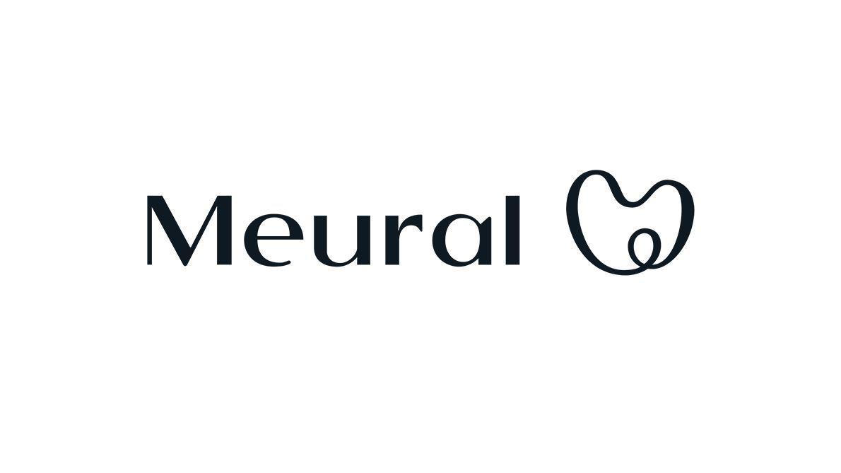 Meural Logos(PMS) Meural - Primary - Black - PMS