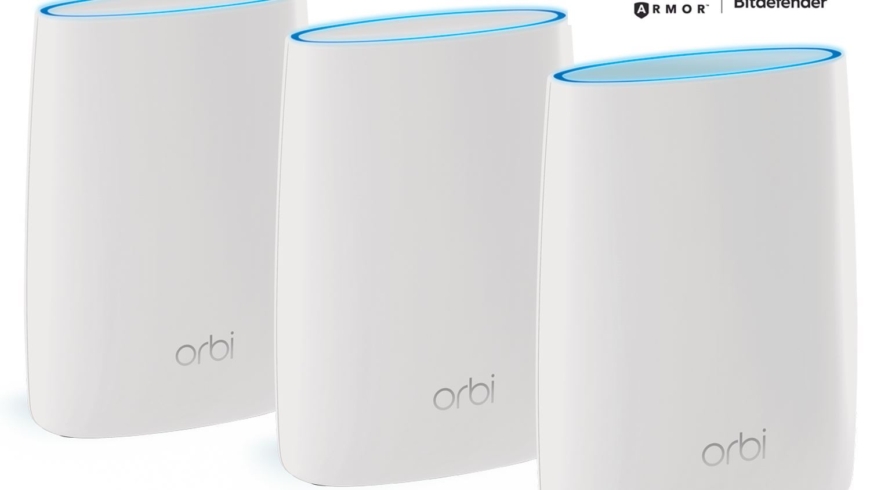 Orbi Mesh WiFi System (RBK53S)