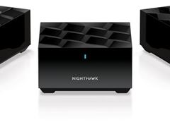 Nighthawk® Mesh 4-Stream WiFi 6 System - 3 Pack