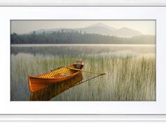 Meural Canvas II – the Smart Art Frame with 21.5 in., 16X24 Light Wood Frame