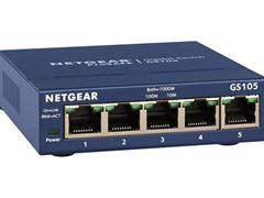 5-port Gigabit Ethernet Unmanaged Switches
