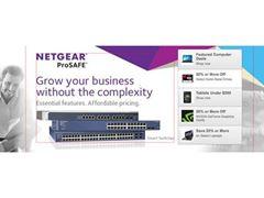 ProSAFE® 24-Port Fast Ethernet PoE Smart Switch with 4 Gigabit Ethernet Ports  (FS728TLP)