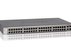 S3300-52X 52-Port Gigabit Ethernet Stackable Smart Managed Pro Switch with 2 Copper 10G and 2 Dedicated SFP+ 10G Ports